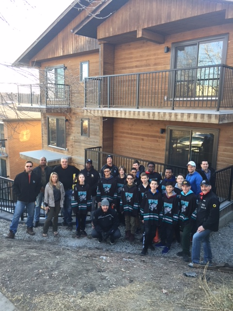 Simons Valley 5 Storm, Bantam Hockey Team